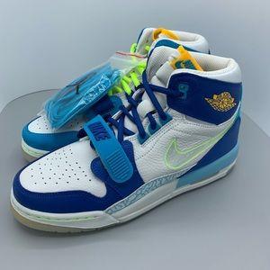 Nike Air Jordan Legacy 312 Fly Kids Two Toned Blue